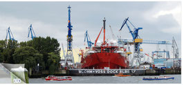 Hamburgensie 122c, Blohm + Voss Dock 17