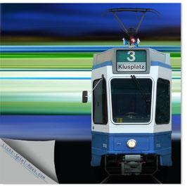 StadtSicht Zürich 011h, Tram 3 001