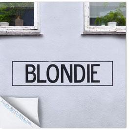 StadtSicht Kopenhagen, Blondie 001