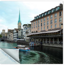 StadtSicht Zürich 085e, Fraumünster 001