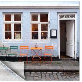 StadtSicht Kopenhagen, Strassencafe 001