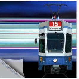 StadtSicht Zürich 011d, Tram 15 002