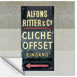 StadtSicht Zürich 005c, Alfons Ritter 001