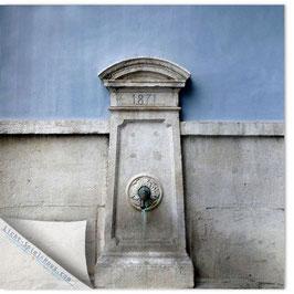 StadtSicht Zürich 055d, Brunnen 001