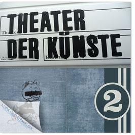 StadtSicht Zürich 019a, Theater der Künste 001