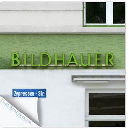 StadtSicht Zürich 052c, Bildhauer 001