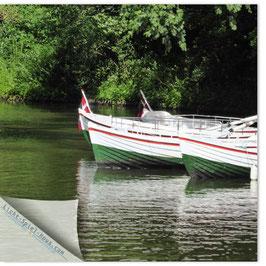 StadtSicht Kopenhagen, Boote im Frederiksberg Have 001