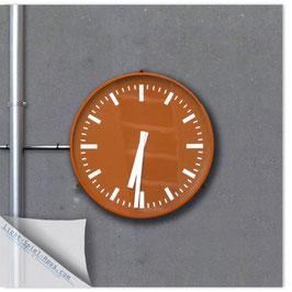 StadtSicht Zürich 076c, Uhr 002