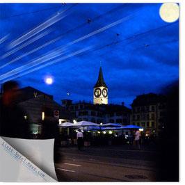 StadtSicht Zürich 101a, St. Peter Limmatquai 501
