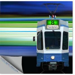 StadtSicht Zürich 011b, Tram 8 001