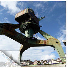 StadtSicht Zürich 078e, Hafenkran 006