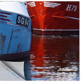 StadtSicht Kopenhagen, Fischerboote 200