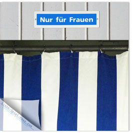 StadtSicht Zürich 030b, Utoquai Nur für Frauen 001