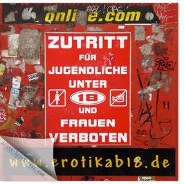 StadtSicht Hamburg 035c, Zutritt verboten 001