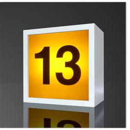 Quadratleuchte, ZH Tramleuchte 13