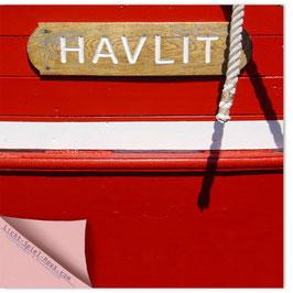 StadtSicht Kopenhagen, Havelit Schiffswand 001
