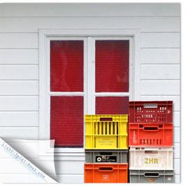 StadtSicht Zürich 066d, Rotes Fenster 001