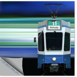 StadtSicht Zürich 011g, Tram 11 001