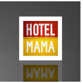 Würfelleuchte, ZH Hotel Mama 020
