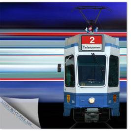StadtSicht Zürich 011i, Tram 2 001