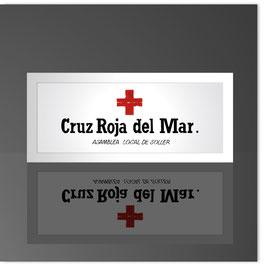Containerleuchte, Cruz Roja del Mar weiss 003