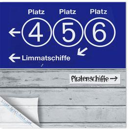 StadtSicht Zürich 010c, Piratenschiffe 002