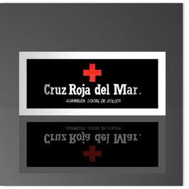 Containerleuchte, Cruz Roja del Mar schwarz 002
