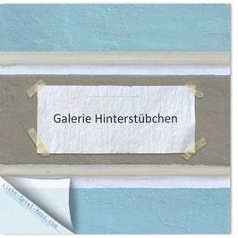 StadtSicht Zürich 067b, Galerie Hinterstübchen 001