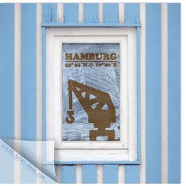 StadtSicht Hamburg 048b, Fenster blau 002