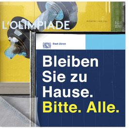 StadtSicht Zürich 144b, Bleiben Sie zu Hause 004