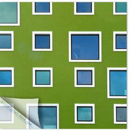 StadtSicht Kopenhagen, Grüne Fenster 001