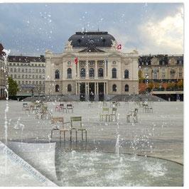 StadtSicht Zürich 116a, Operhaus Zürich 001