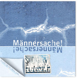 StadtSicht Zürich 058b, Männersache 004