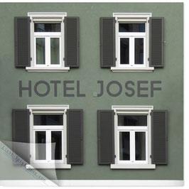 StadtSicht Zürich 138c, Hotel Josef 001