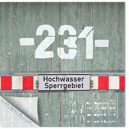 StadtSicht Hamburg 044a, Hochwasser Sperrgebiet 001