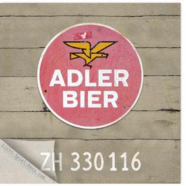 StadtSicht Zürich Neuheit, Adler Bier 001 (mit Friedenstaube)