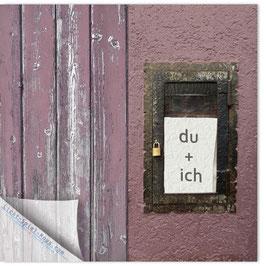 StadtSicht Zürich 040c, du und ich 001