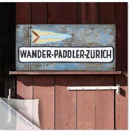 StadtSicht Zürich 017a, Wander Paddler Zürich 001