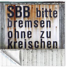 StadtSicht Zürich 108a, SBB bitte bremsen 001