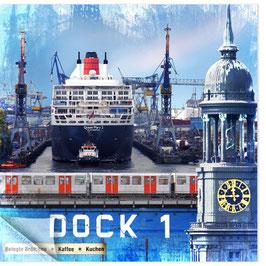 Hamburgensie 114, Queen Mary im Dock 1