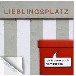 StadtSicht Hamburg 023c, Lieblingsplatz 001