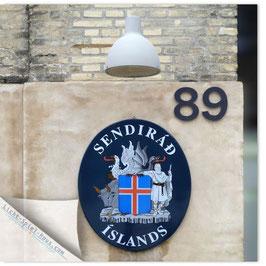 StadtSicht Kopenhagen, Botschaft Island 001