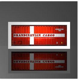 Containerleuchte, Skandinavian Cargo 003