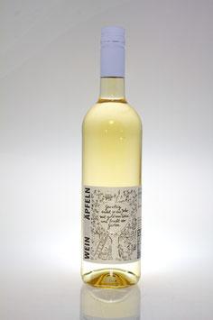 WeinAusÄpfeln – Streuobst Apfelwein  – trocken-restsüß