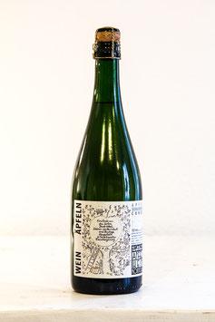 WeinAusÄpfeln – Apfelschaumwein – fruchtig