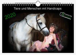 Kalender 2020 - Tiere und Menschen mit Handicaps