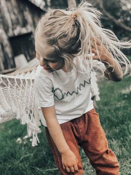"Kindershirt ""Ommm"""