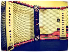 Gabbia MMA RDC