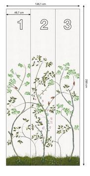 Finch - blanc