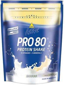 Proteinbeutel - 500 Gramm - 80 % Proteingehalt